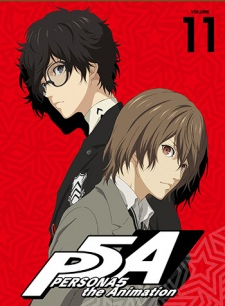 Persona 5 the Animation: Stars and Ours - Episode 1