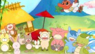 Folktales from Japan season 2 - Episode 33