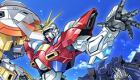 Gundam Build Fighters Try - Episode 4