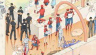Hataraku Saibou (TV) - Episode 12
